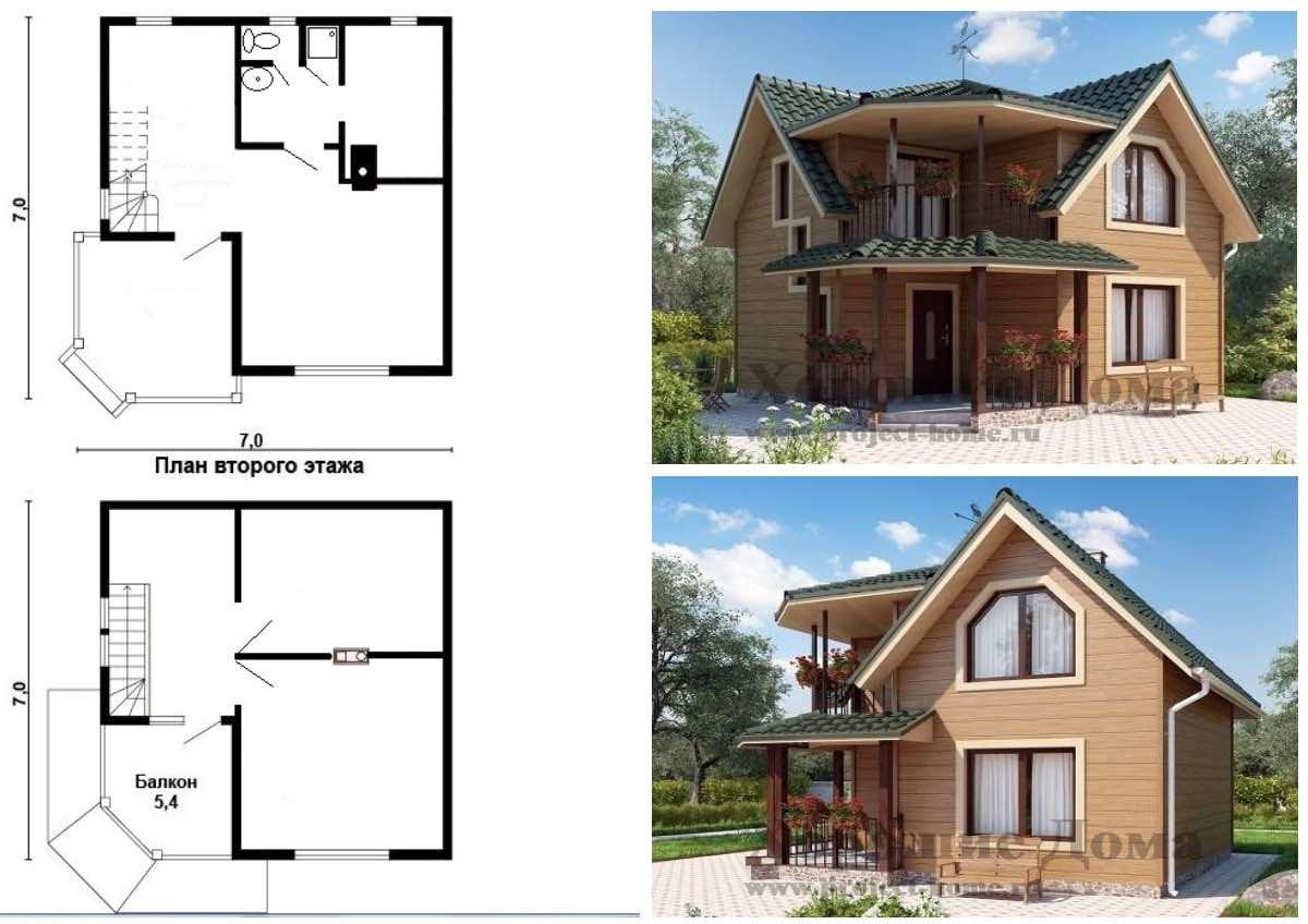 Профиль для отделки фасадов фото